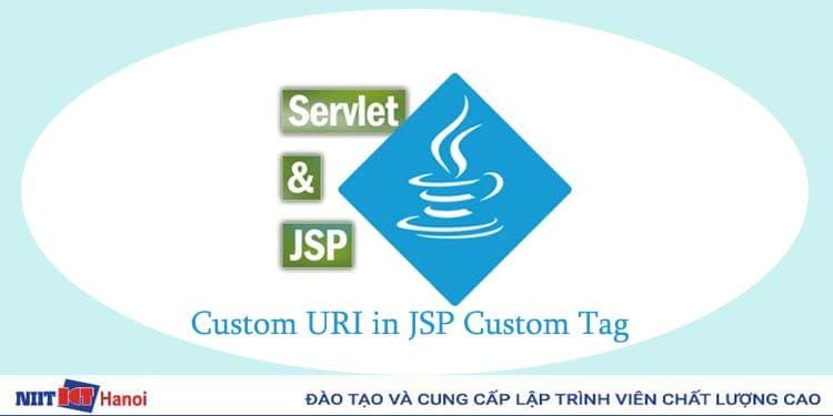 Custom URI in JSP Custom Tag